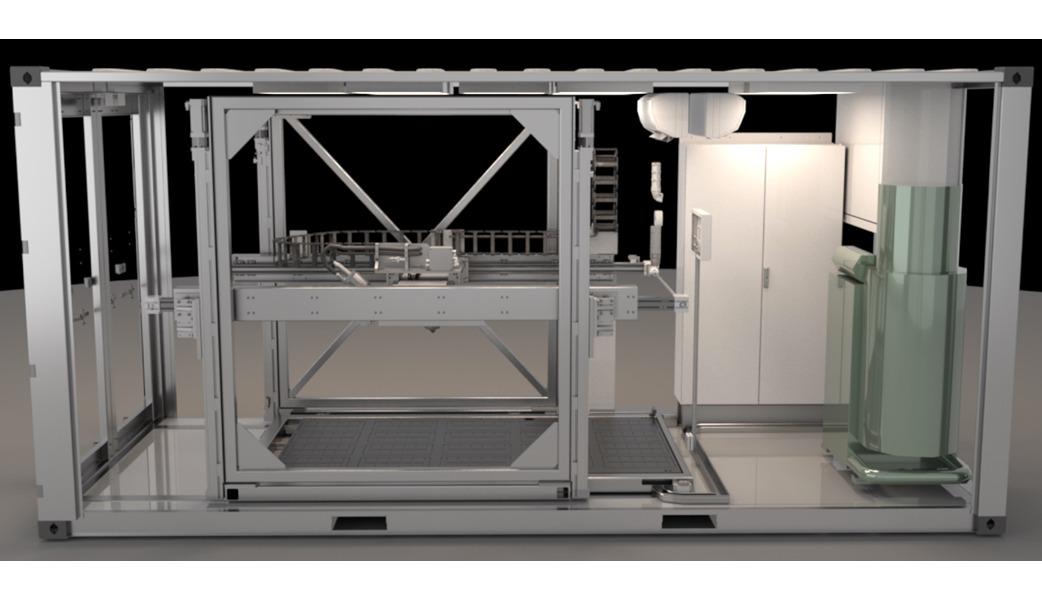 colossus 3d printer