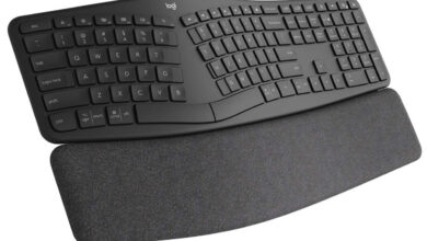 Photo of Design Review: Logitech ERGO K860 Vs Microsoft Sculpt Ergonomic Keyboard