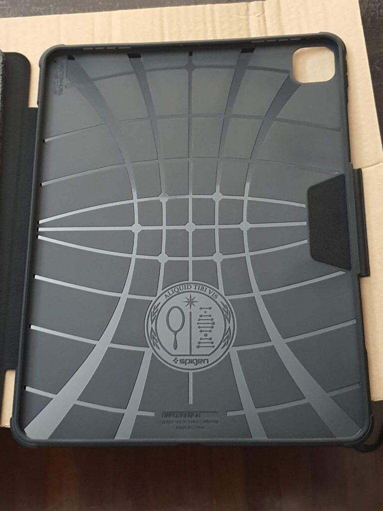 Spigen IPad Pro Rugged Case Back Cover Inside