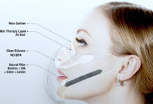 Photo of Washable Transparent Face Mask Design
