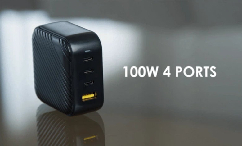 Mopoint 100W GaN Charger